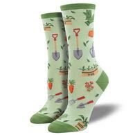Socksmith Design Women's Hoe Down Crew Sock