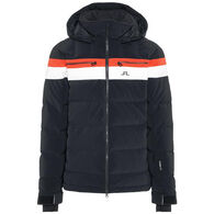 J. Lindeberg USA Men's Moffit Dermizax EV Down Jacket