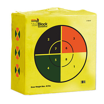 Delta TuffBlock Gameshot Archery Target