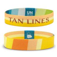 Unselfie Women's Tan Lines Pattern Wrist Band
