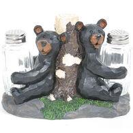Slifka Sales Co Bear Salt And Pepper Set, 3 Piece