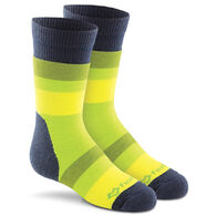 Fox River Mills Youth Arctic Stripe Medium-Weight Crew Sock