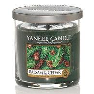 Yankee Candle Small Tumbler Candle - Balsam & Cedar