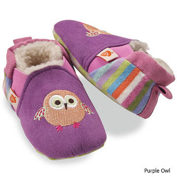 Acorn Boys & Girls Easy-On Moccasin Slipper