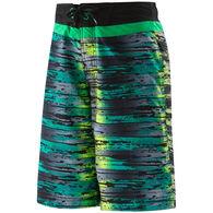 Speedo Boy's Splash Stripe E-Board Shorts