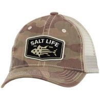 Salt Life Youth Red White And Bluefin Hat