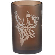 Park Designs Tranquility Moose Candle Holder