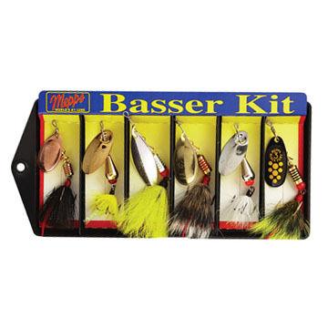 Mepps Basser Dressed Lure Kit
