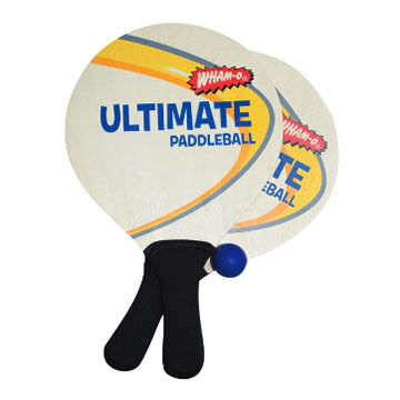 Wham-O Ultimate Paddleball Game
