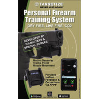 DAC Technologies Targetize Personal Firearm Training System