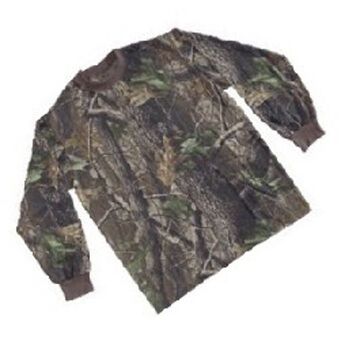 Bell Ranger Mens Long-Sleeve T-Shirt with Pocket
