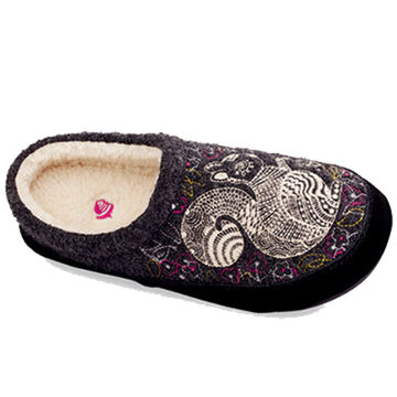 Acorn Womens Forest Mule Slipper