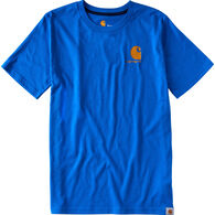 Carhartt Boys' Dog Graphic Short-Sleeve T-Shirt