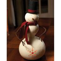 Meadowbrooke Gourds Frosty Lit Gourd