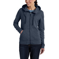 Carhartt Women's Haywood Long-Sleeve Zip Front Hoodie