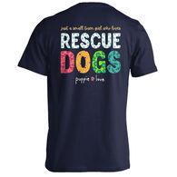 Puppie Love Women's Small Town Girl Short-Sleeve T-Shirt