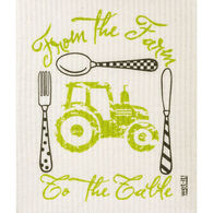 Wet-it! Swedish Cloth - From Farm to Table