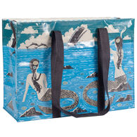 Blue Q Women's Mermaid Shoulder Tote