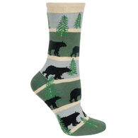 Wheel House Designs Striped Bear Sock