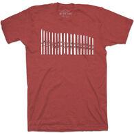 Ski The East Men's Ski Quiver Short-Sleeve T-Shirt