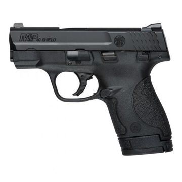 Smith & Wesson M&P40 Shield 40 S&W 3.1 6-Round Pistol