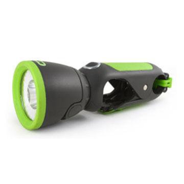 Blackfire Clamplight 100 Lumen Flashlight