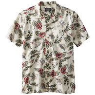 Pendleton Men's Aloha Printed Woven Short-Sleeve Shirt