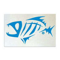 G. Loomis Skeleton Fish Sticker