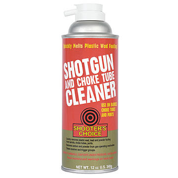 Shooters Choice Shotgun & Choke Tube Cleaner