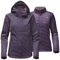 The North Face Women's Mossbud Swirl Triclimate Insulated Jacket