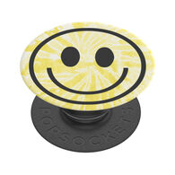 PopSockets Tie-Eye Smile SwapTop PopGrip