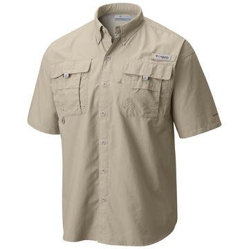 Columbia Mens PFG Bahama II Short-Sleeve Omni-Shade Shirt