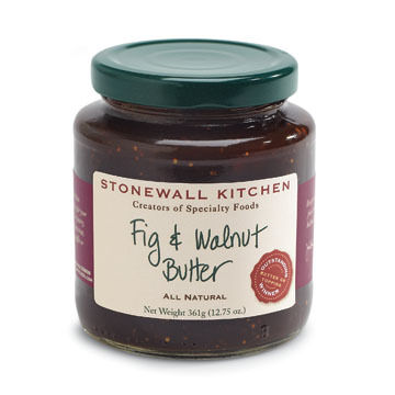 Stonewall Kitchen Fig & Walnut Butter 12.75 oz.