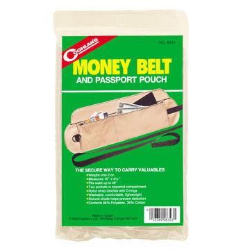 Coghlan's Money Belt