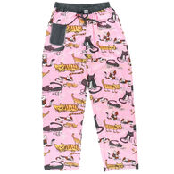 Lazy One Women's Cat Nap PJ Pant
