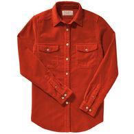 Filson Women's Moleskin Long-Sleeve Shirt