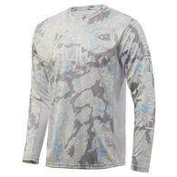 Huk Men's Icon X Kryptek Camo Long-Sleeve Shirt