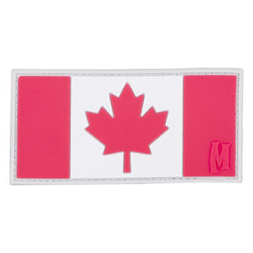 Maxpedition Canada Flag PVC Morale Patch