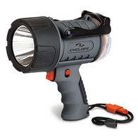 Cyclops Waterproof 300 Lumen LED Rechargeable Handheld Spotlight