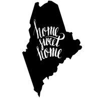 Sticker Cabana Maine Sticker