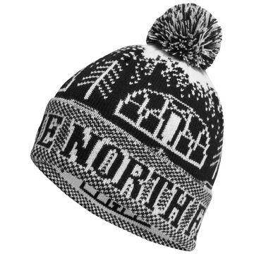 The North Face Men's Fair Isle Pom Beanie Hat