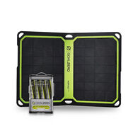 Goal Zero Guide 10 Plus Power Pack + Nomad 7 Plus Solar Kit