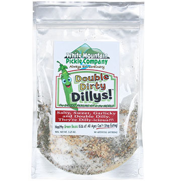 White Mountain Pickle Co. Double Dirty Dilly Bean Pickling Kit