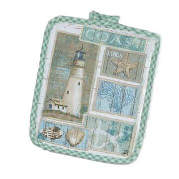 Kay Dee Designs Coastal Lighthouse Potholder