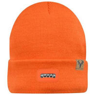 Jacob Ash Hot Shot Men's Bolt Lighted Fleece Hat