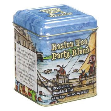 Metropolitan Boston Tea Party Tea In A Tin, 24-Bag