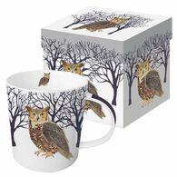 Paperproducts Design Winter Owl Gift-Boxed Mug
