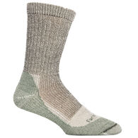Farm to Feet Men's Boulder No Fly Zone Lightweight Crew Sock
