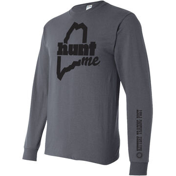 LiveME Mens HuntME Long-Sleeve T-Shirt - Special Purchase