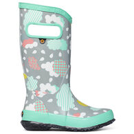Bogs Boys' & Girls' Clouds Rain Boot